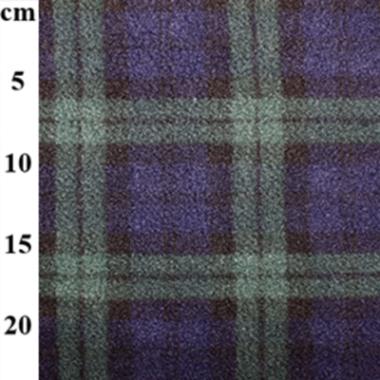 Tartan Fleece Fabric