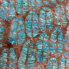 Sea Island 6/304 Batik Fabric