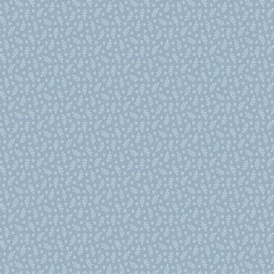 Mayflower Frond Makower Fabric