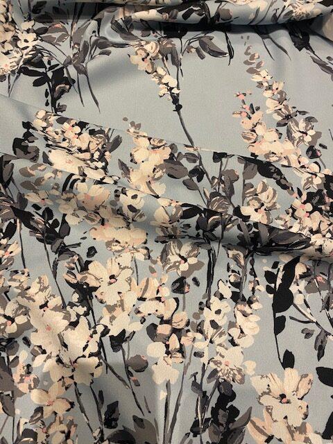 Ibrox 5456  John Kaldor Crepe Dress Fabric