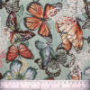 Monet Butterfly Tapestry Fabric
