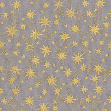 Christmas Star Christmas Fabric Rose and Hubble