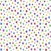 The Very Hungry Caterpillar Small Spots Fabric