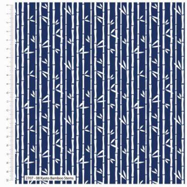 Kyoto Stuart Hillard Bamboo Cotton Fabric