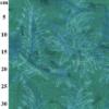 John Louden 13901 Green 50s Cotton Hand Printed Batik Fabric