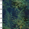 John Louden 013903 Blue 50s Cotton Hand Printed Batik Fabric