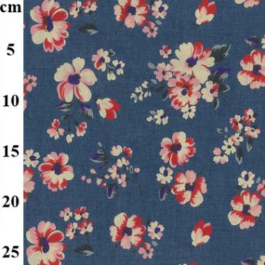 Ginny Cotton Denim Fabric