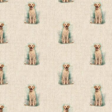 Labrador Linen Style Canvas Fabric