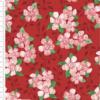 Cherry Blossom Cotton Fabric By Sarah Payne