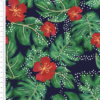Hibiscus Flower Cotton Fabric By Sarah Payne