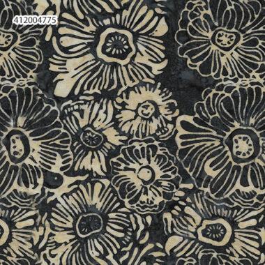 Sea Island Batik 6/1000 Cotton Fabric
