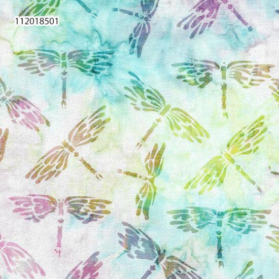 Sea Island Batik 6/1020 Cotton Fabric