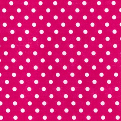 Poly Cotton Little Spot Fabric