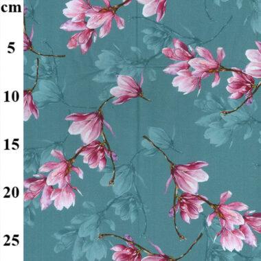 Luna Digital Cotton Lawn Dress Fabric