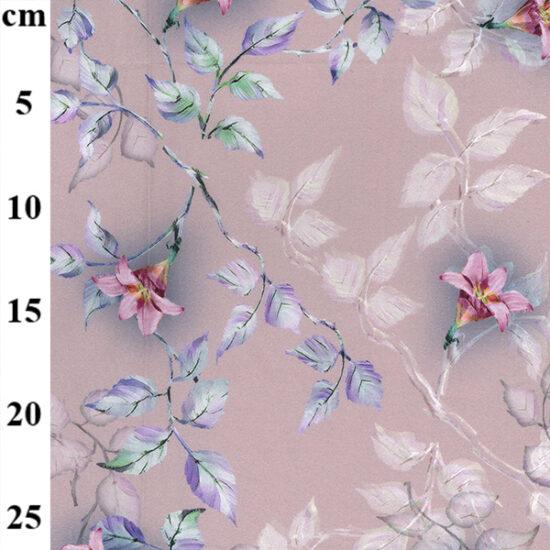 Diviah Digital Cotton Lawn Dress Fabric