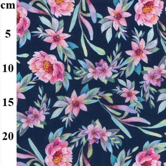 Empire Digital Cotton Lawn Dress Fabric