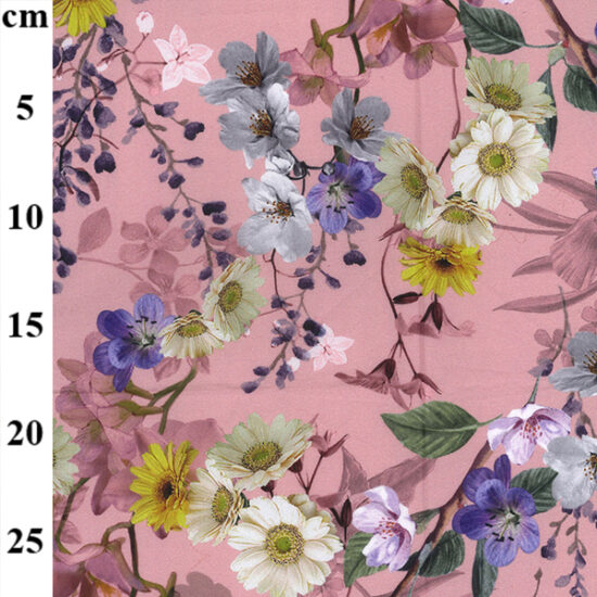 Lauren Digital Cotton Lawn Dress Fabric