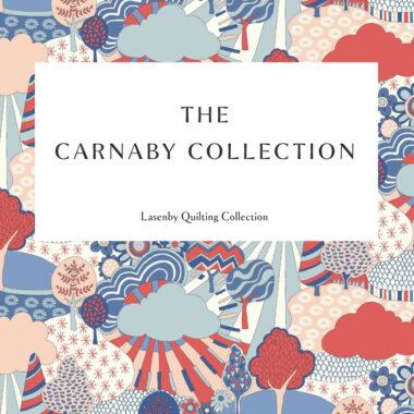 Liberty Carnaby Street Fabric